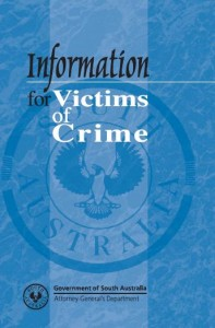 Info for Victims of Crime SA
