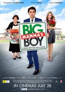 Big Mamma's Boy Promo Poster