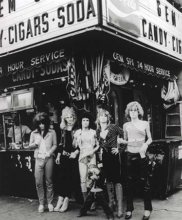 Interview the new york dolls