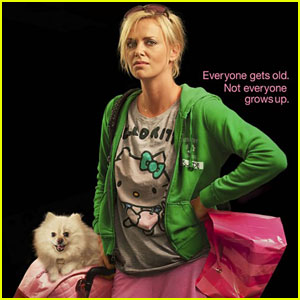 charlize theron young adult second poster Young adult dogs might look full grown, but they still need nutrients for ...