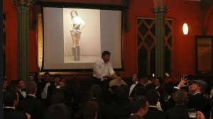 A recent St John's College function at Sydney University.