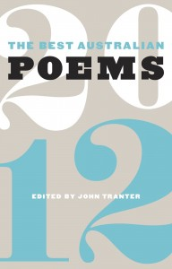 Best Australian Poems 2012