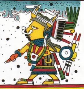 Tlazolteotl, Aztec goddess