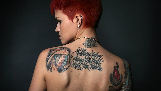 Ruby Rose Tattoos