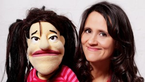 Nina Conti's 'Dolly Mixtures' Image courtesy of the Melbourne International Comedy Festival