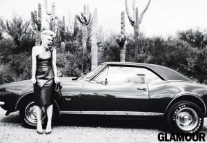 Photo by Ellen von Unwerth/Glamour magazine