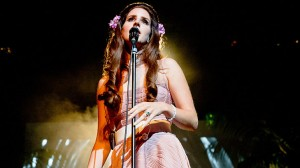 Lana Del Rey (Image via the Age)