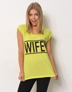 Supré's Wifey T-Shirt