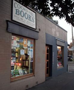 Cooks Hill Books in Newcastle