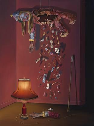 Image: 'Piñatas' by Tina Mion