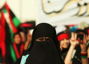 800px-Libyan_girl_wearing_a_niqab_(Libya,_2011-06-07)