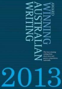 Award Winning Australian Writing 2013 (image)