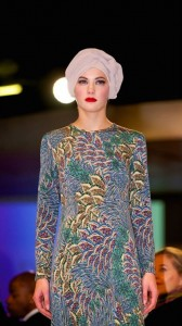 Hijab House hits the runway. Image: Jagadish Seela via Fashfest