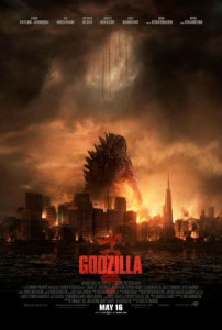 Godzilla gets a remake. (2014, Warner Bros.)
