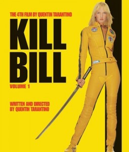 Kill Bill Promotional Poster
