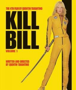 Kill Bill Promotional Poster