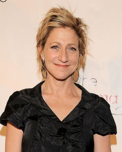 Edie Falco at an event in 2010