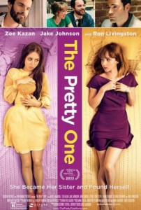 Zoe Kazan in The Pretty One.