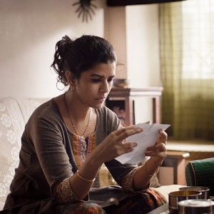 Nimrat Kaur as Ila in The Lunchbox.