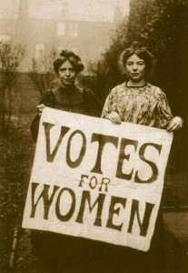 Votes for Women - Public Domain