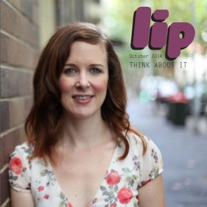 lip october issue cover