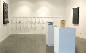 Anja Loughead, Populate or Perish! gallery view. Image: courtesy of the artist.