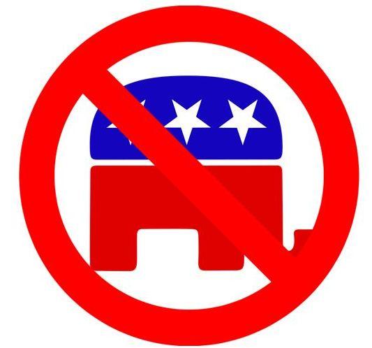 no republican