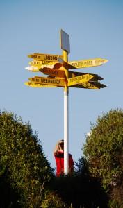 Public Domain Signpost