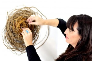 Catriona Pollard at The Art of Weaving