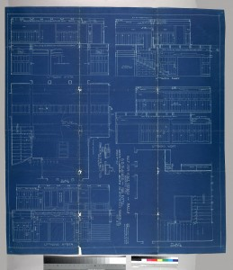 blueprints public domain architecture