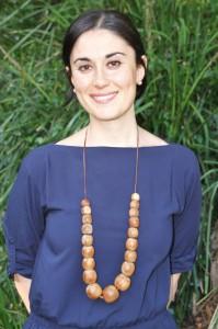 Julie Denes - Founder of Woodfolk