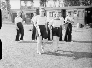 Women's_Royal_Naval_Service-_Sport_and_Leisure_during_the_Second_World_War_A18796