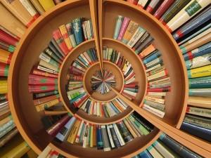 Book shelf. Credit: Pixabay / CC0