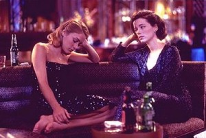 Still from 'The Last Days of Disco', directed by Whit Stillman.