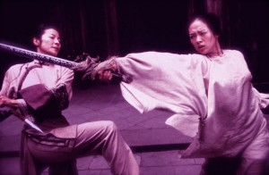 Still from Crouching Tiger, Hidden Dragon