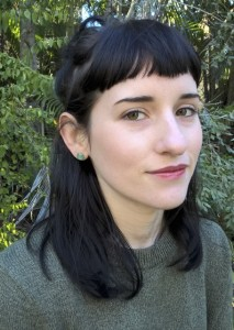 Emily O'Grady was awarded third place  in the 2017 Rachel Funari Prize for Fiction for her story, 'Mammal'. (Photo: Supplied)