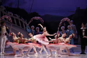 TAB THE SLEEPING BEAUTY_Ako Kondo and Artists of The Australian Ballet (2). Photo Jeff Busby